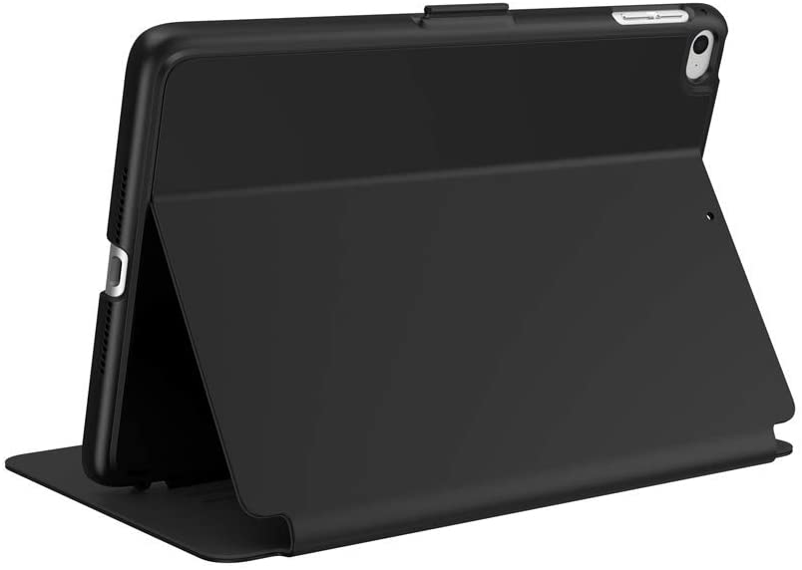 Speck Products BalanceFolio iPad Mini 4 (2019) Case and Stand, Black, Black (126936-1050)