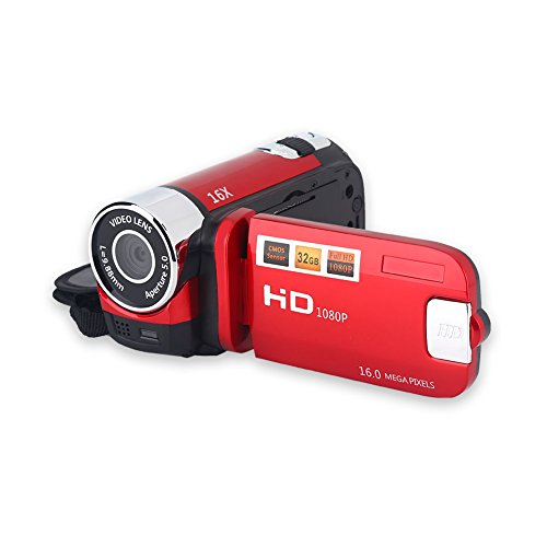 Camera Camcorder,Fosa Portable Digital Video Camcorder Handy