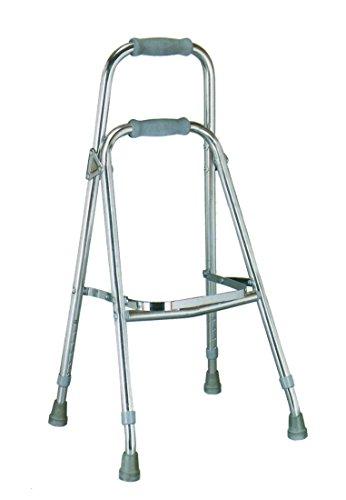 Adult Hemi Walker - Essential Medical Supply W1300 Pyramid Cane/Walker