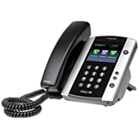 VVX 500 12-Line Phone with Power Supply