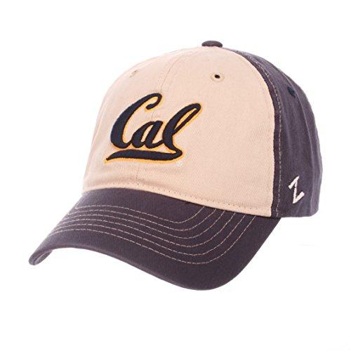 Zephyr Cal Bears Official NCAA Custom Adjustable Visor Hat 612446 by Zephyr