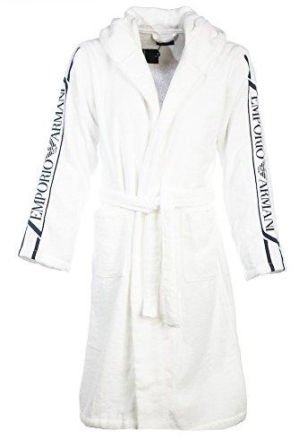 Emporio Armani 1107996a591-Traje de baño Hombre blanco XL ...