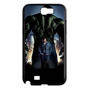 Samsung Galaxy Note 2 7100 Black Cell Phone Case Hulk STY789646 Phone Case Active