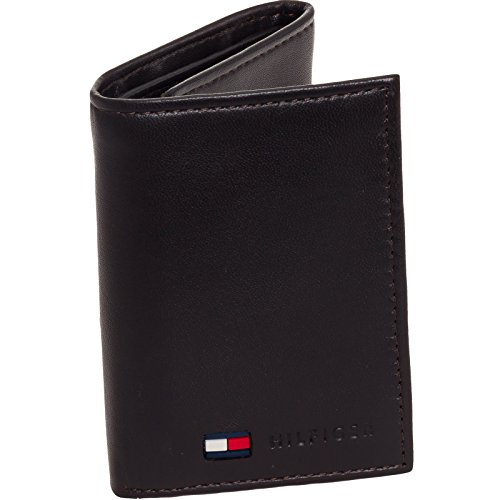 Tommy Hilfiger Stockton Leather Trifold