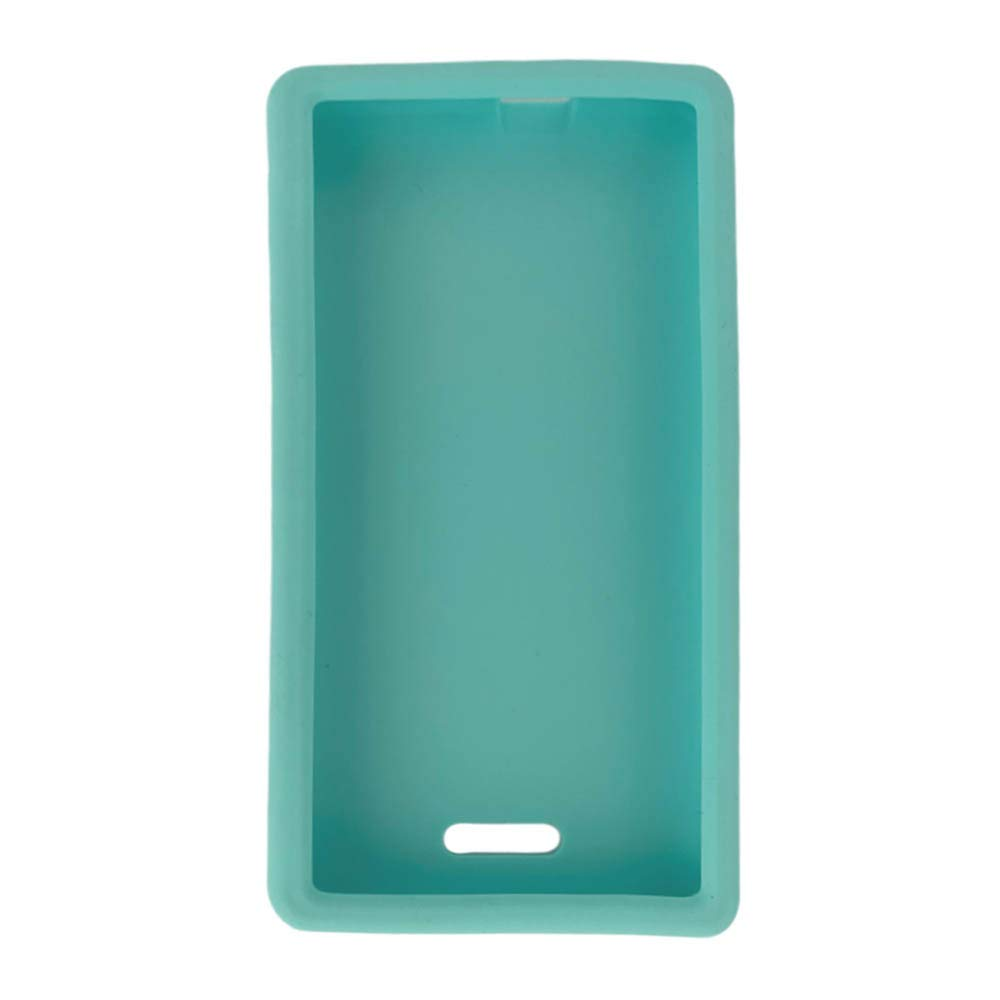 """Omnipod"""" Dash Gel Skin- Soft Silicone Cover Designed to Protect The Omnipod Dash Device (Aqua)"""