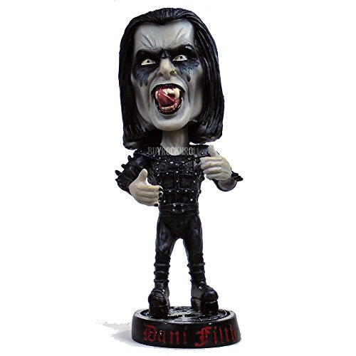 (Cradle of Filth Collectible: 2014 Drastic Plastic Dani Filth Bobble)
