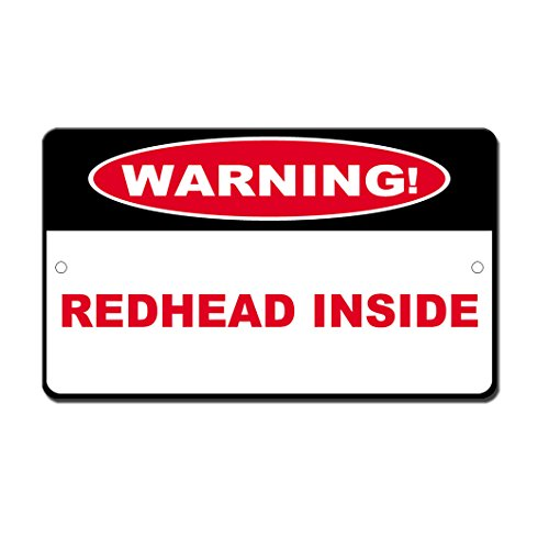 redhead-inside-novelty-funny-metal-sign-8-in-x-12-in