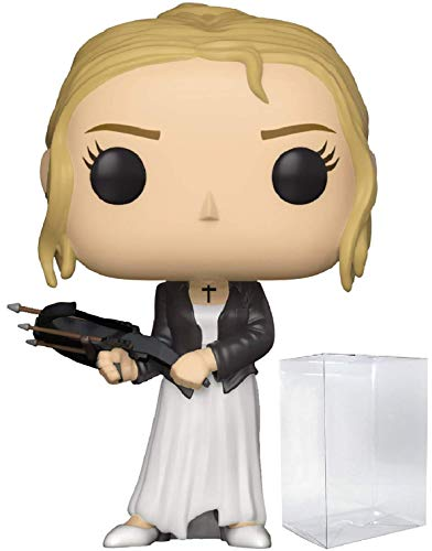 Funko TV: Buffy The Vampire Slayer 25th Anniversary - Buffy Summers Pop! Vinyl Figure (Includes Compatible Pop Box Protector Case) (Buffy The Vampire Slayer Oz And Willow)
