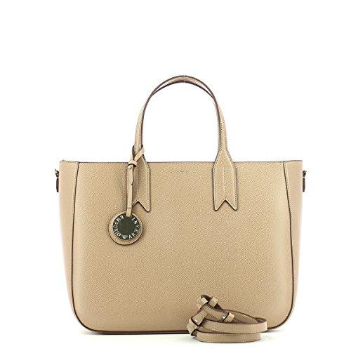 Armani Charm Handbag Logo Beige With lilla Emporio 8ZqxUfw4