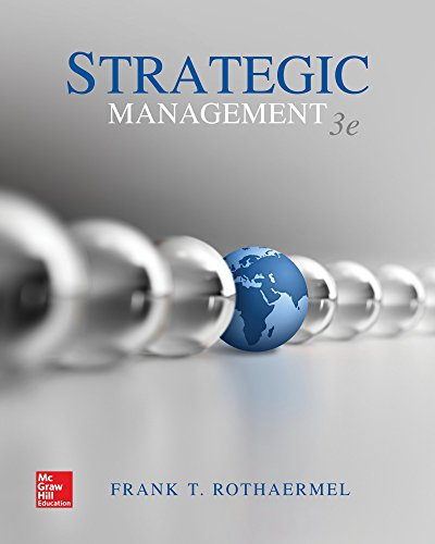 Strategic Management: Concepts cover