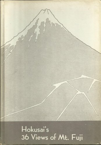 Hokusai's 36 views of Mt. Fuji ()