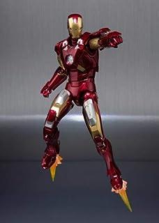 Action Figures Toys & Hobbies Analytical Figma Iron Man 3 Iron Man Mark 42 Figure Japan Import Toy Hobby