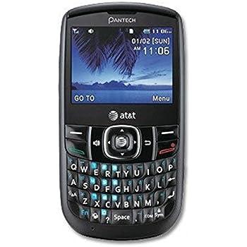 amazon com pantech link ii p5000 qwerty cell phone at t black rh amazon com Verizon Pantech User Manual AT&T Pantech Burst User Manual
