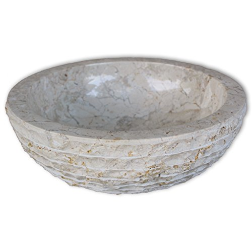Top Round Marble Stone (Festnight 15.7