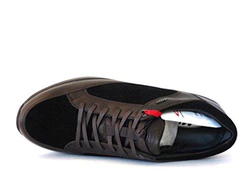 MBT Italia - Zapatillas de nordic walking para hombre marrón