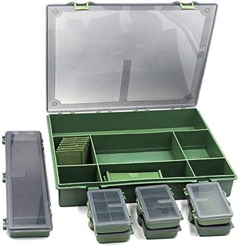 7 Bit Angel Box Karpfen Angel Ger?T Dcolor Komplettes Angel Ger?T Box System
