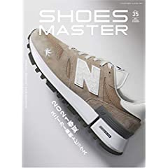 SHOES MASTER 表紙画像