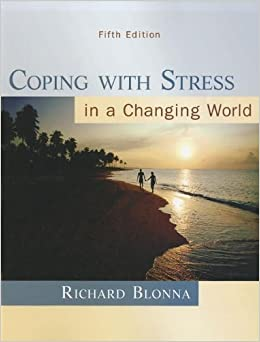 Book Coping with Stress in a Changing World (B&B Health)