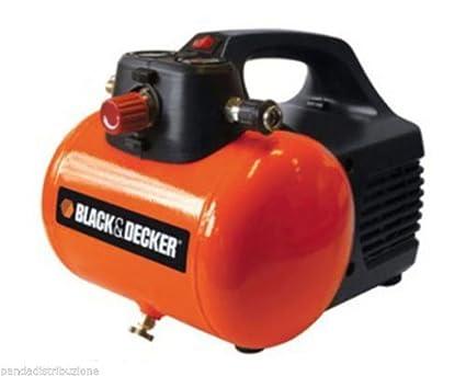 """Compresor Portátil LT. 6 """"Black & Decker ..."""