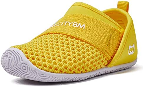 Girls Boys Mesh First Walkers Shoes