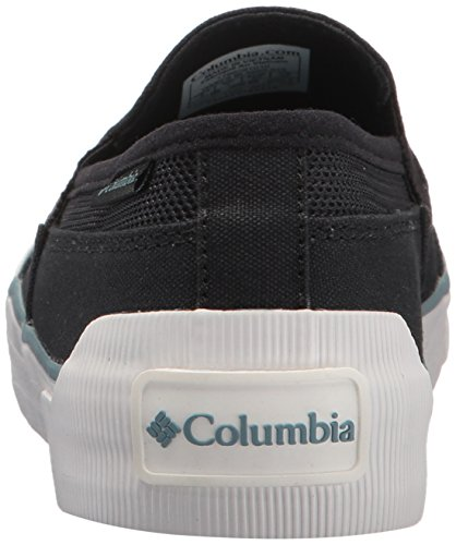 Columbia Kvinners Goodlife To Gore Slip Sneaker Svart, Storm