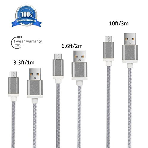 3.3ft Universal Retractable 4 In 1 USB Charger Cable - 8