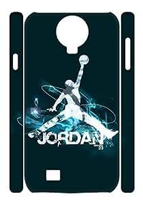 2015 popular Michael Jordan Case for Samsung Galaxy S4 I9500,Air Jordan - logo phone Case for Samsung Galaxy S4 I9500.