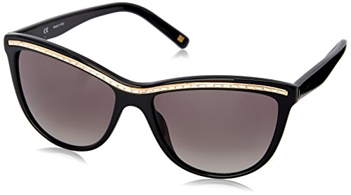 Escada-Sunglasses-Womens-SES315S-700S-Cateye-Sunglasses-Black