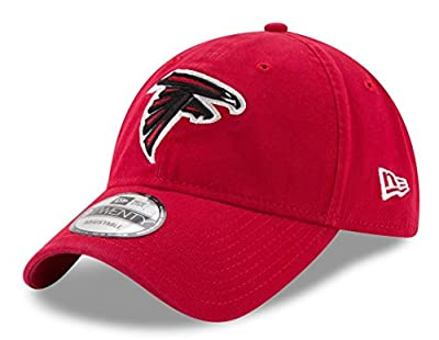 "Atlanta Falcons New Era NFL 9Twenty ""Team Sharpen"" Adjustable Hat"