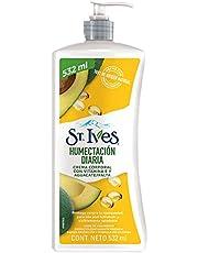ST IVES Crema corporal humectación diaria 532 ml