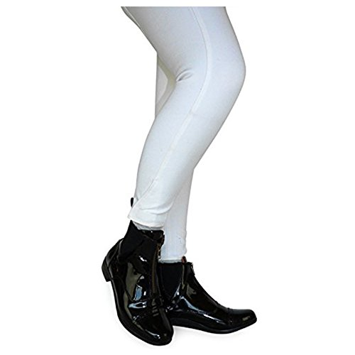 Jodhpur Leather Patent All EXCLUSIVE Horse Childs Girls Womens Sizes Riding Boots 1wnYH0pq