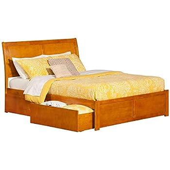 Amazon Com Atlantic Furniture Ar8942117 Portland Platform