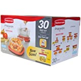 Rubbermaid Premier - 30 Pc Set Incl. Easy Find Lids - BPA Free