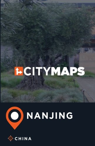 City Maps Nanjing China