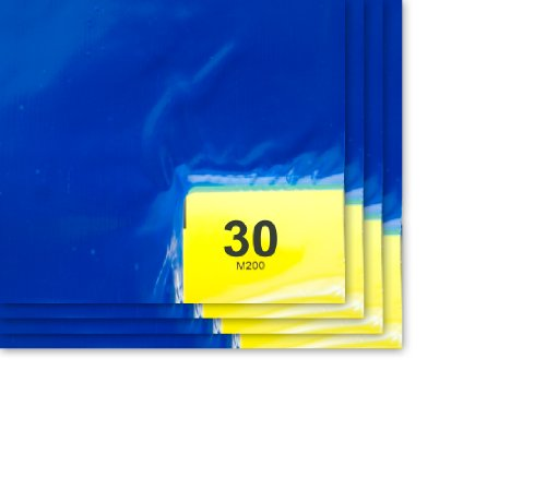 Mats Sticky Cleanroom (Purus PS 2430 34 B Blue 30 Layer Purus Mat, 30