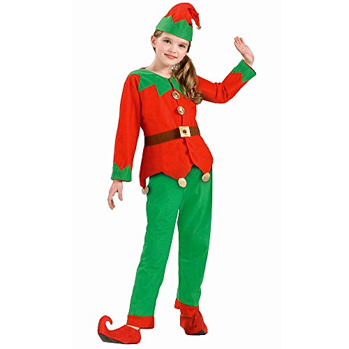 Forum Novelties Simply Elf Child Costume-