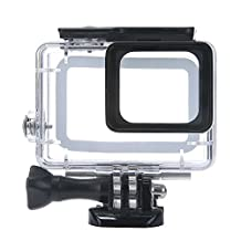 niceEshop(TM) 45M Underwater Waterproof Diving Housing Protective Case Cover for GoPro Hero 5