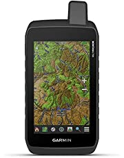 """Garmin Montana 700, Rugged GPS Handheld, Routable Mapping for Roads and Trails, Glove-Friendly 5"""" Color Touchscreen (010-02133-00)"""