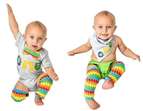 1st Baby Boys First Birthday Monsters Theme Onesie Fun Outfit Set Bow Tie Shirt Colorful Yellow Cake Smash 5 Piece Set 12-18 months