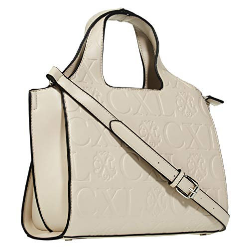- CXL by Christian Lacroix Embossed Hobo Bag for Women