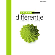 Calcul differentiel 2e hamel