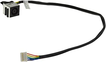 For Dell Inspiron 17R N7010 AC DC Power Jack with Cable Y9FHW DD0R03PB001 0H3T2
