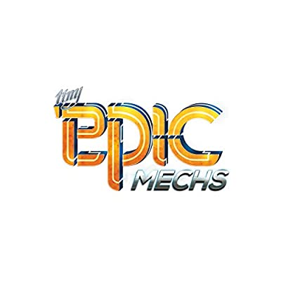 Gamelyn Games Tiny Epic Mechs, Game: Toys & Games
