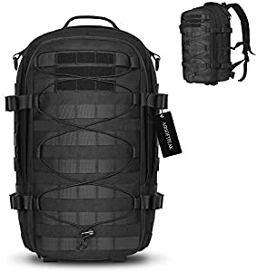 1cf833fe574 ENTER AIRSOFTPEAK Tactical Backpack Military Assault Pack Army Molle Bug  Out Bag 1000D Nylon Daypack for Camping Hiking Travel imgproduct