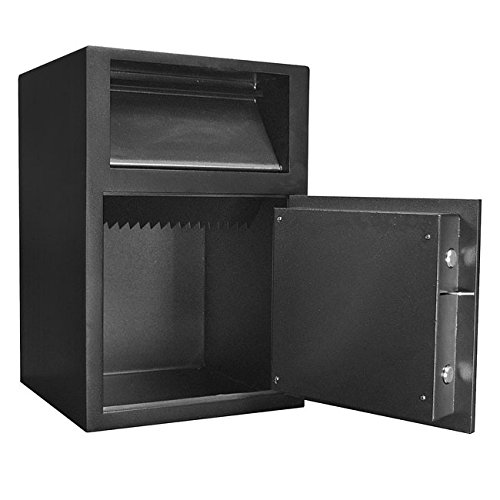 Stealth Drop Safe Front Load Depository Vault Electronic Lock Cash Storage DSF2114