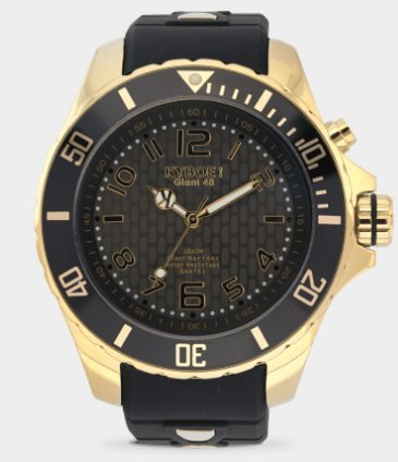 Kyboe Gold Shade 48mm Watch