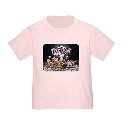 Royal Lion Toddler T-Shirt Halloween Trick Treat Costumes - Pink, 4T ()