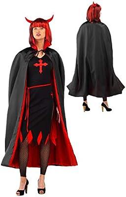 Capa Vampire Capa De Vampiro Disfraz De Carnaval Halloween Dracula ...