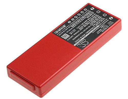 Cameron Sino Replacement Battery HBC Radiomatic Spectrum 2, Radiomatic Spectrum 3