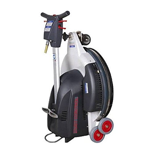 Viper Cleaning Equipment DR2000DC Dragon Series Dust Control Floor Burnisher, 20'' Deck Size, 2000 RPM Brush Speed, 110V, 1.5 hp, Folding Handle, 50' Power Cable, 2 5'' Wheels